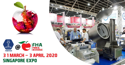 Food & Hotel Asia – Food And Beverage