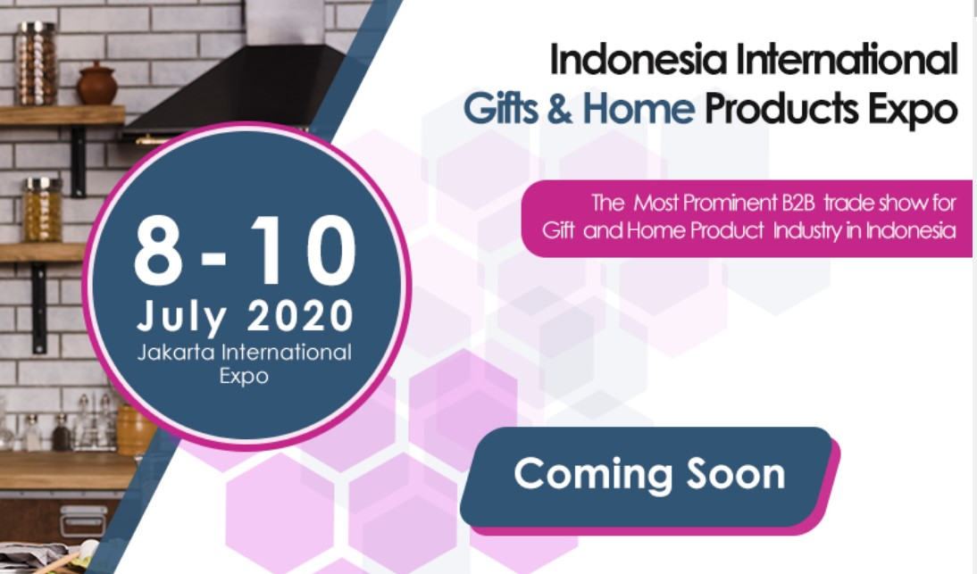 Indonesia International Gifts & Home Expo 2020