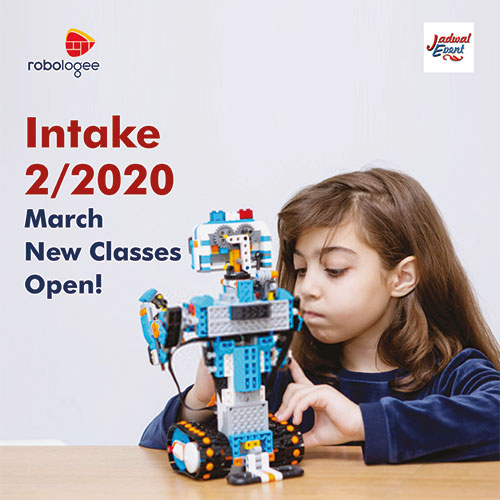 Open Class Robotic, Coding, Introduction AR (Augmented Reality)