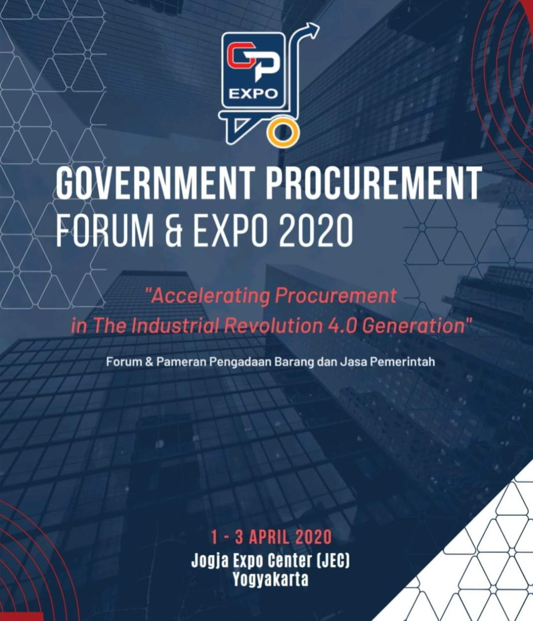 The 6th Government Procurement Forum & Expo (GPFE) 2020