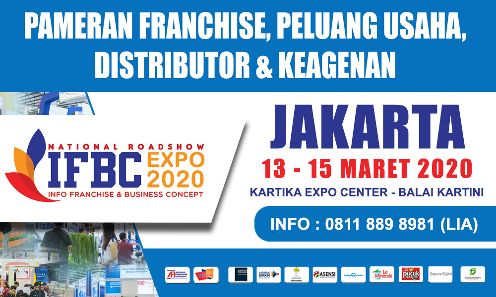 Info Franchise & Business Concept Expo 2020