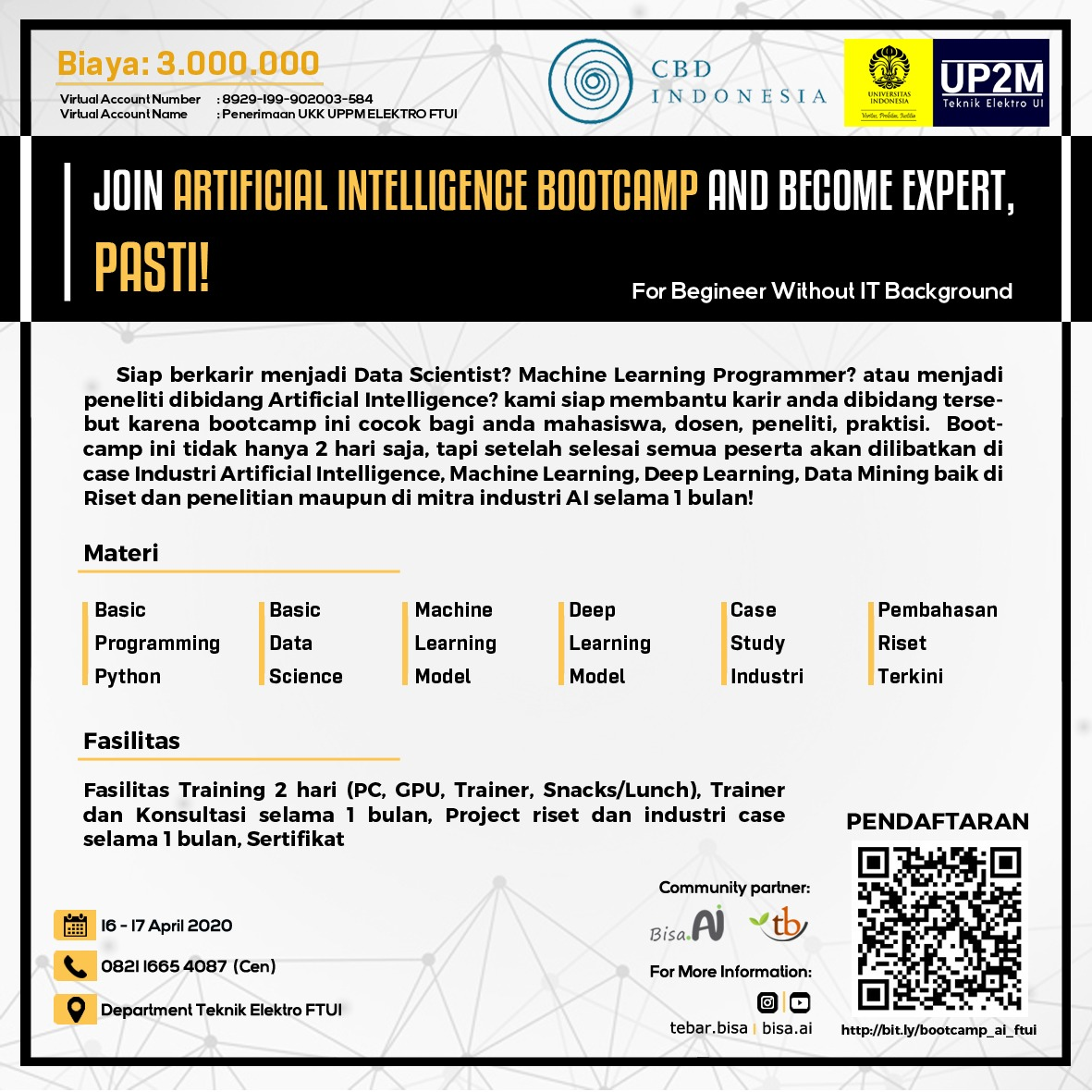 Artificial Intelligence Bootcamp