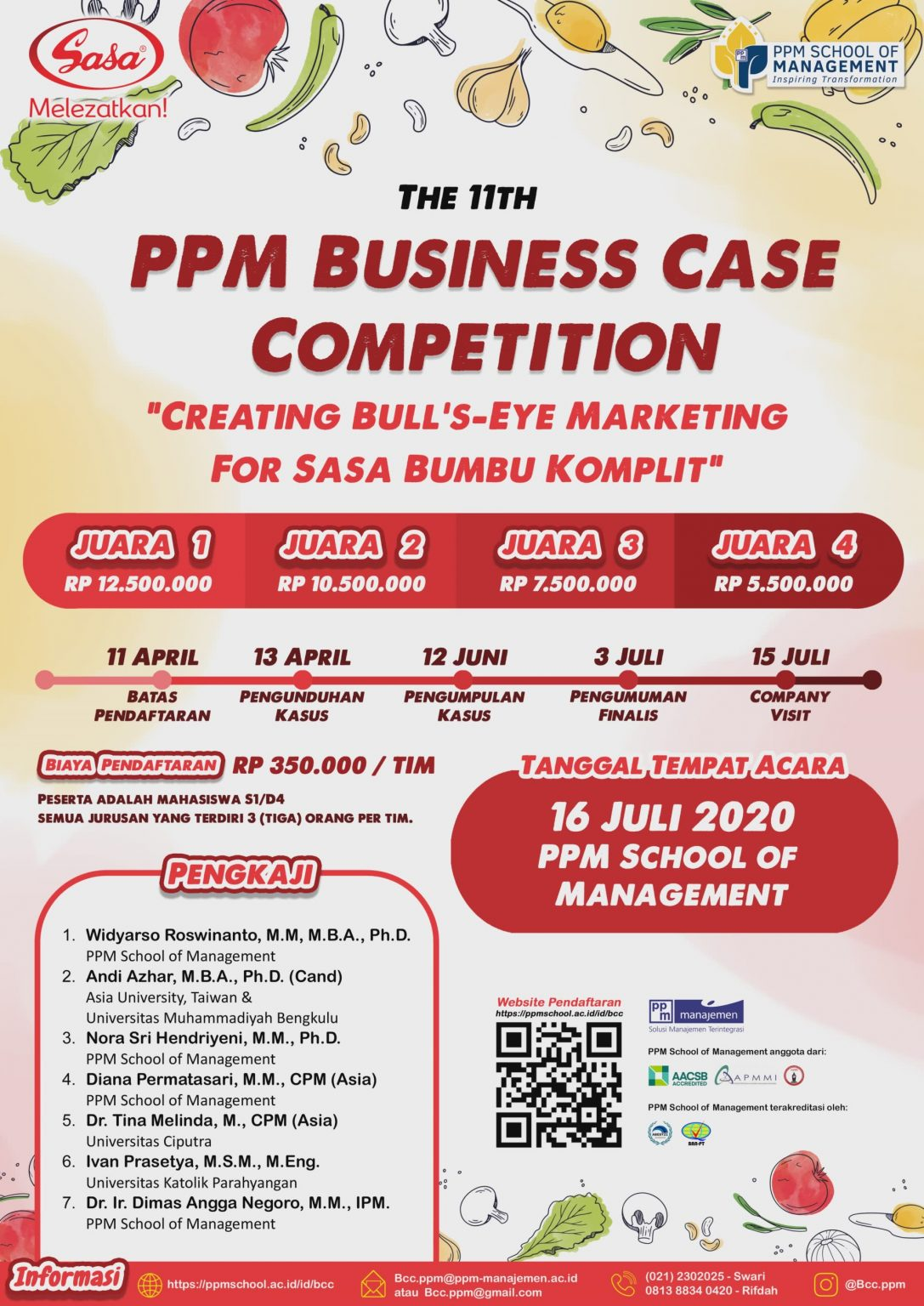 The 11th PPM Business Case Competition