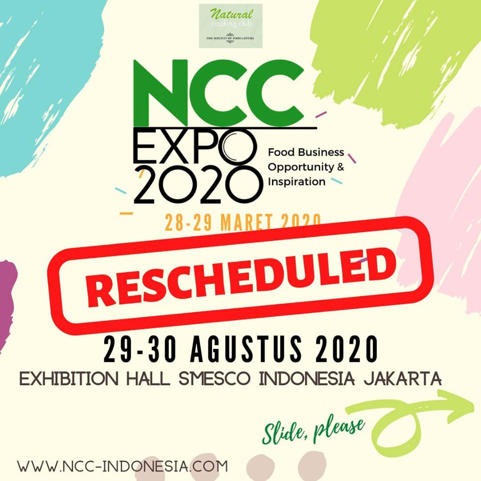 Natural Cooking Club Expo 2020 – Food Business Opportunity & Inspiration