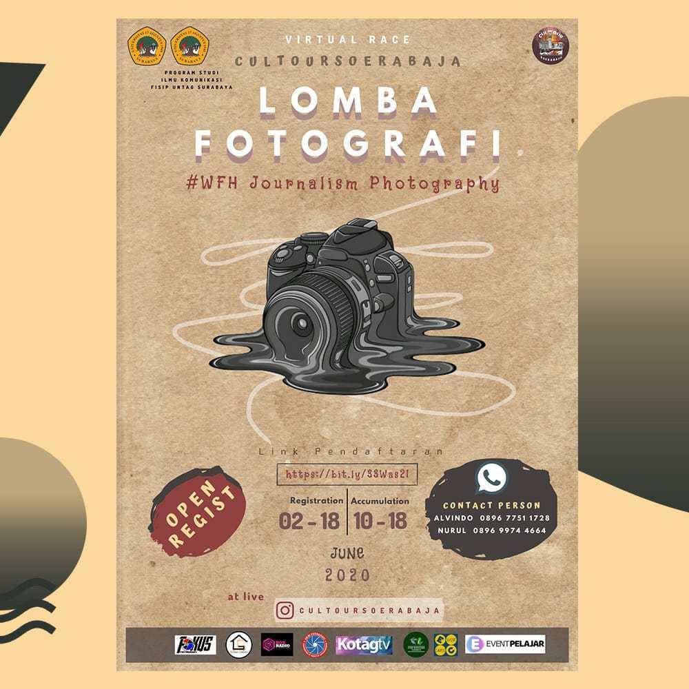 Photography Competition and Live Talkshow 2020