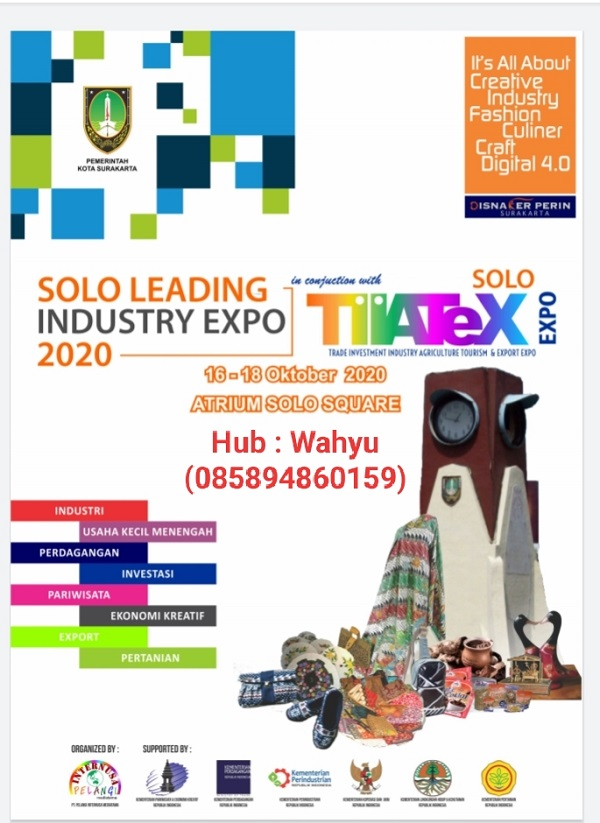 SOLO LEADING INDUSTRY EXPO 2020