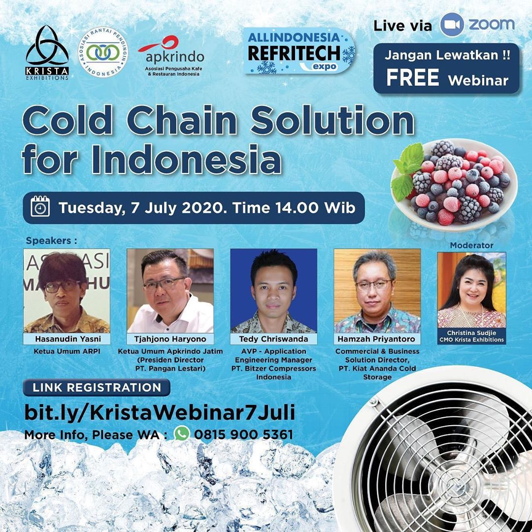 [Webinar] Cold Chain Solution for Indonesia