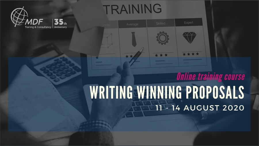 Writing Winning Proposals (Online course)