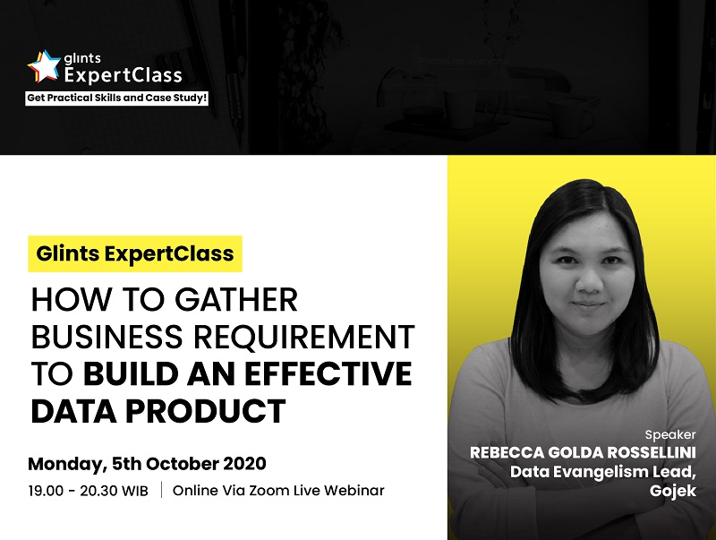 How to Gather Business Requirement to Build an Effective Data Product