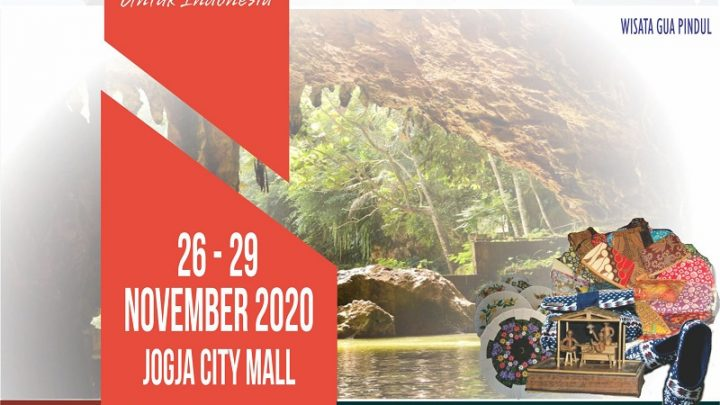 """JOGJA """"Trade Investment Industry Trourism"""" TITAF EXPO 2020"""