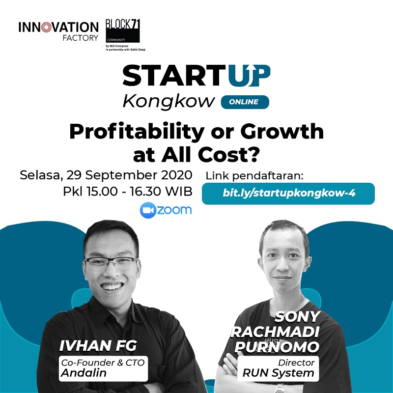 Startup Kongkow Online : Profitability or Growth at All Cost?