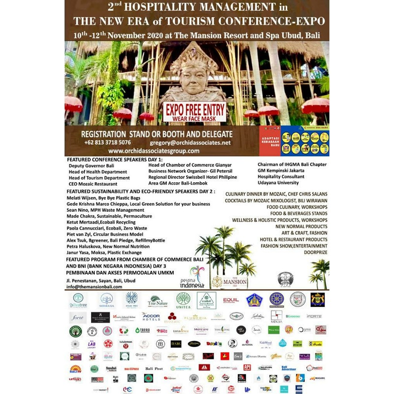 Tourism Conference Expo 2020