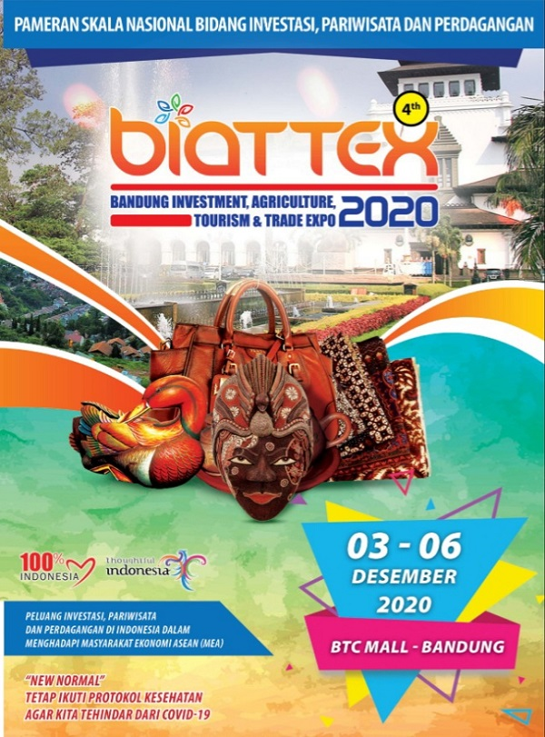 Bandung Investment Agriculture Tourism and Trade Expo 2020