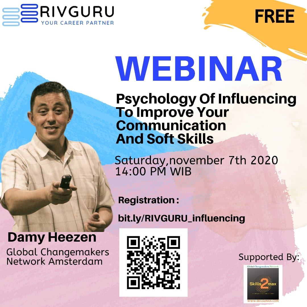 Psychology Of Influencing To Improve Your Communication And Soft Skills