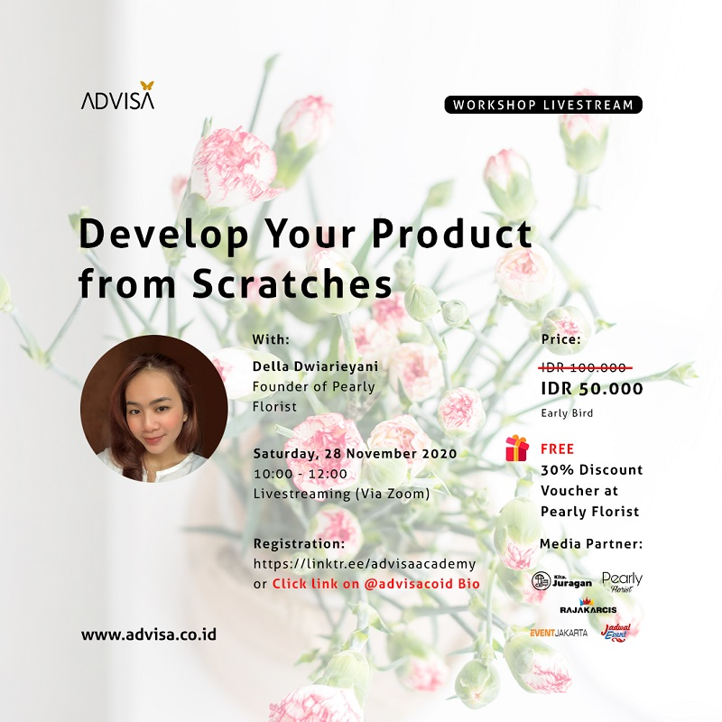 Develop Your Product from Scratches