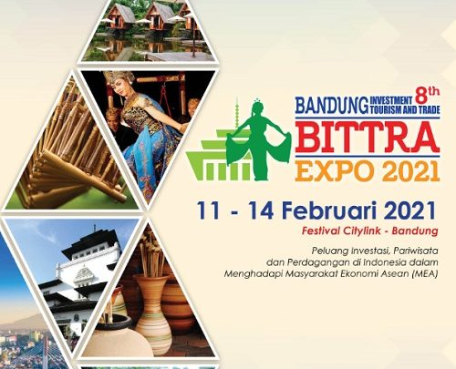 Bandung Investment Agriculture Tourism and Trade Expo 2021 ke-8