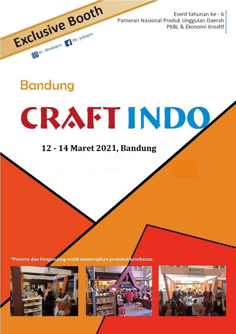 BANDUNG CRAFT INDO 2021