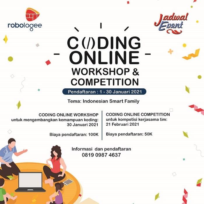 Coding Online Workshop & Competiton
