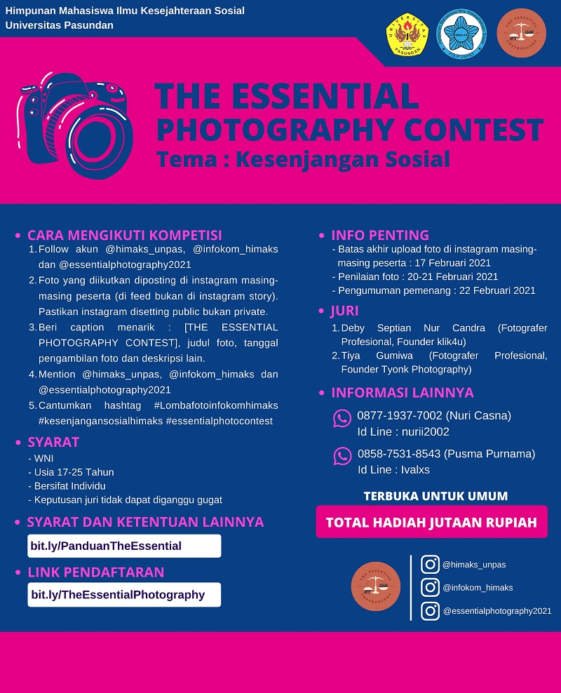 The Essential Photography Contest
