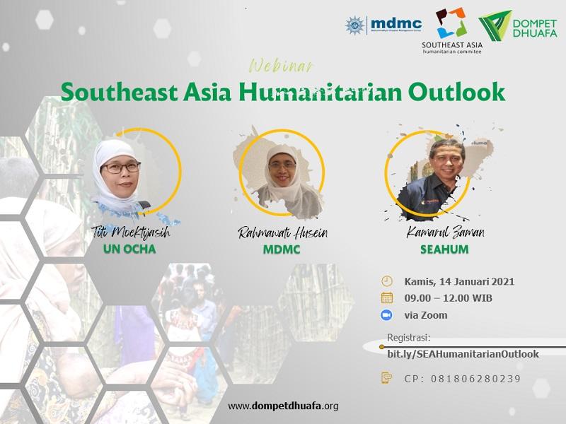 Webinar Southeast Asia Humanitarian Outlook
