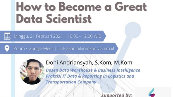 Webinar Data Series: How to Become a Great Data Scientist