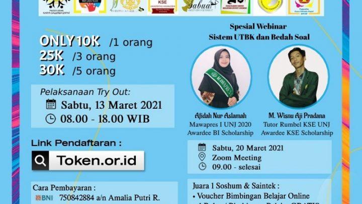 Try Out KSE Nusantara