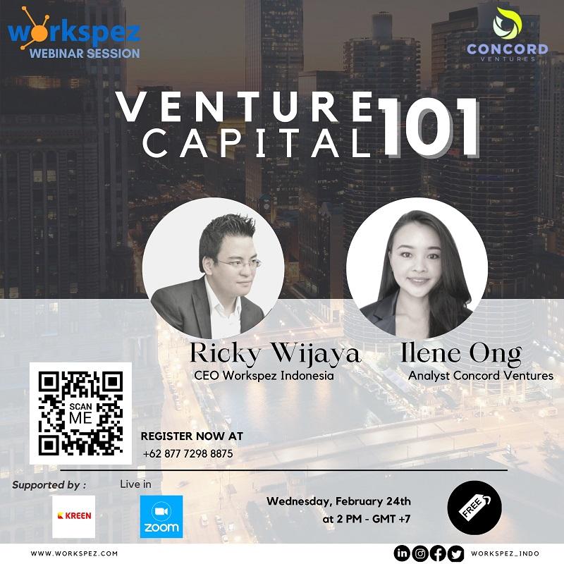 Webinar - Venture Capital 101