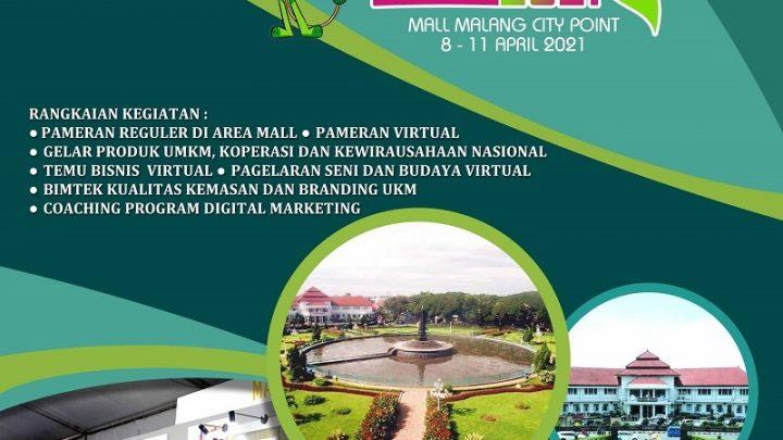 PAMERAN MALANG CITY EXPO 2021