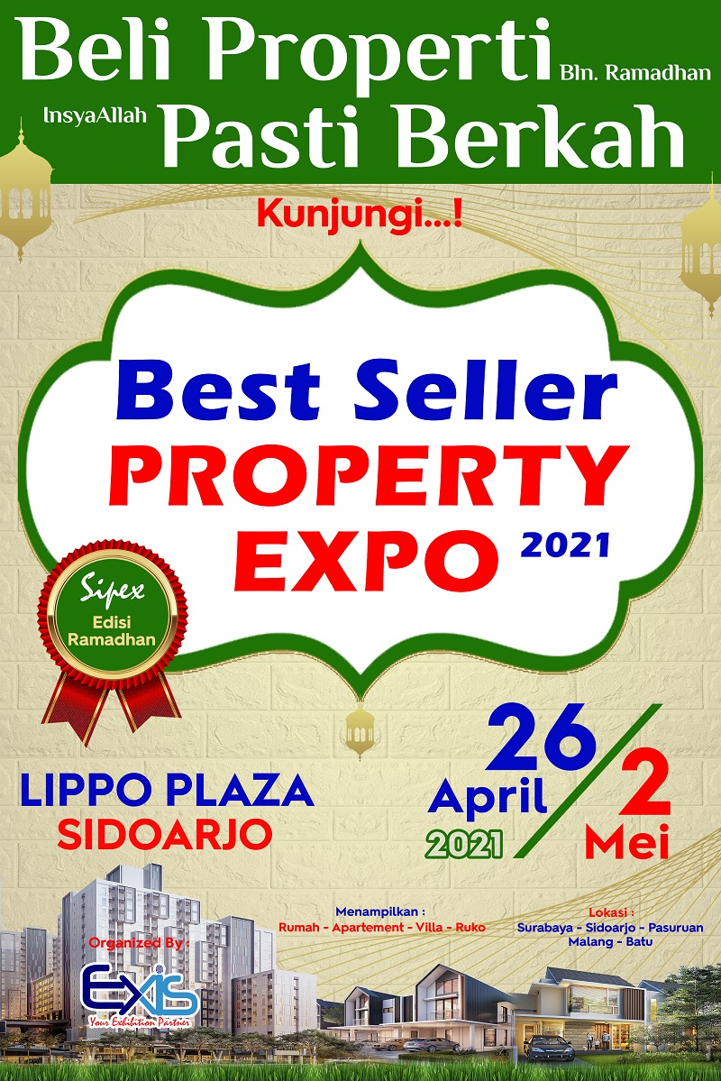 BEST SELLER PROPERTY EXPO 2021