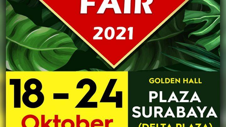 SURABAYA PROPERTY FAIR [SPF 2021]