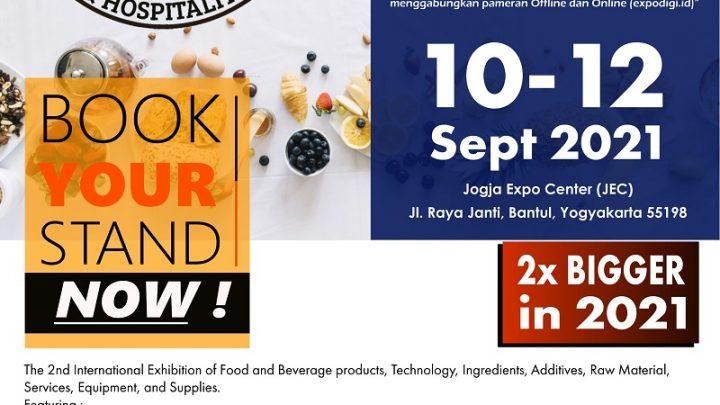 JIFHEX INDONESIA – Jogja International Food & Hospitality Expo