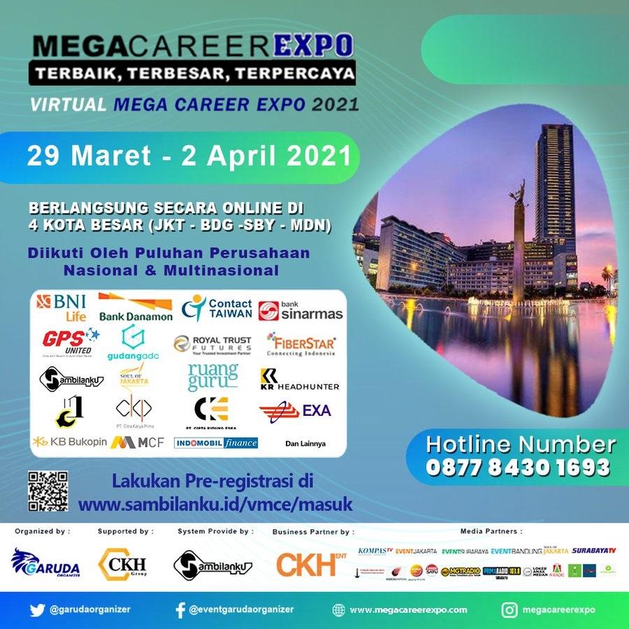 Virtual Mega Career Expo 2021