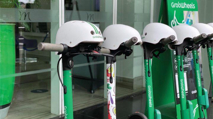 Fasilitas E-Scooter Pertama di Area Alam Sutera