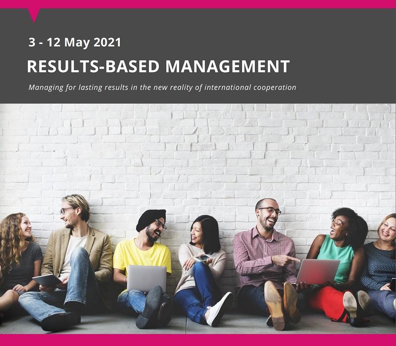 "Online training course ""Result Based Management """