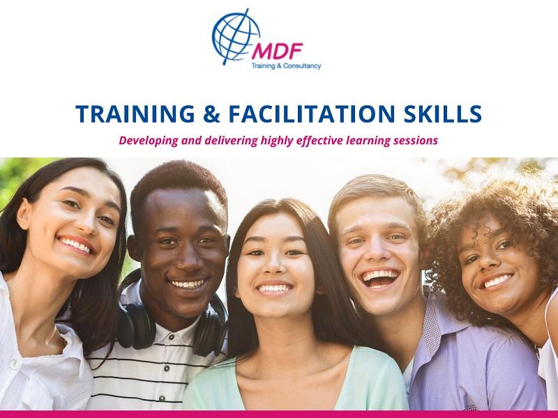 "Online training course ""Training & Facilitation Skills"""