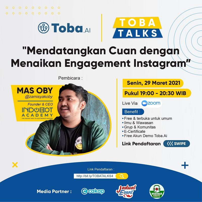Toba.ai Talks 4