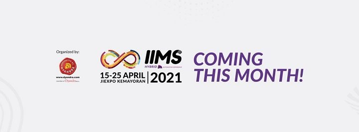 Indonesia International Motor Show (IIMS) 2021