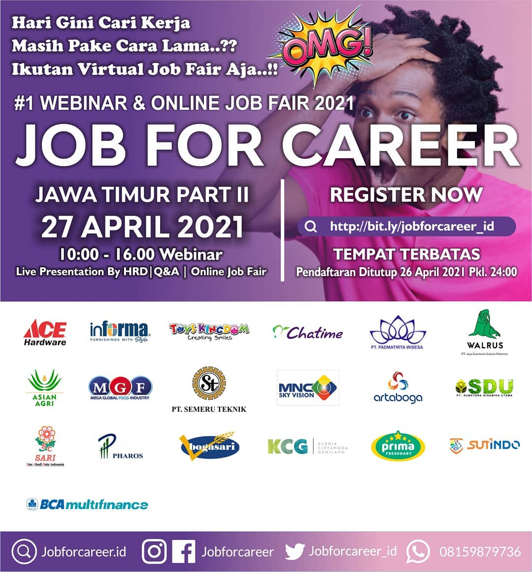 Job For Career JATIM Part 2