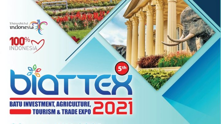 Batu Investment Agriculture Tourism and Trade Expo 2021 ke-5