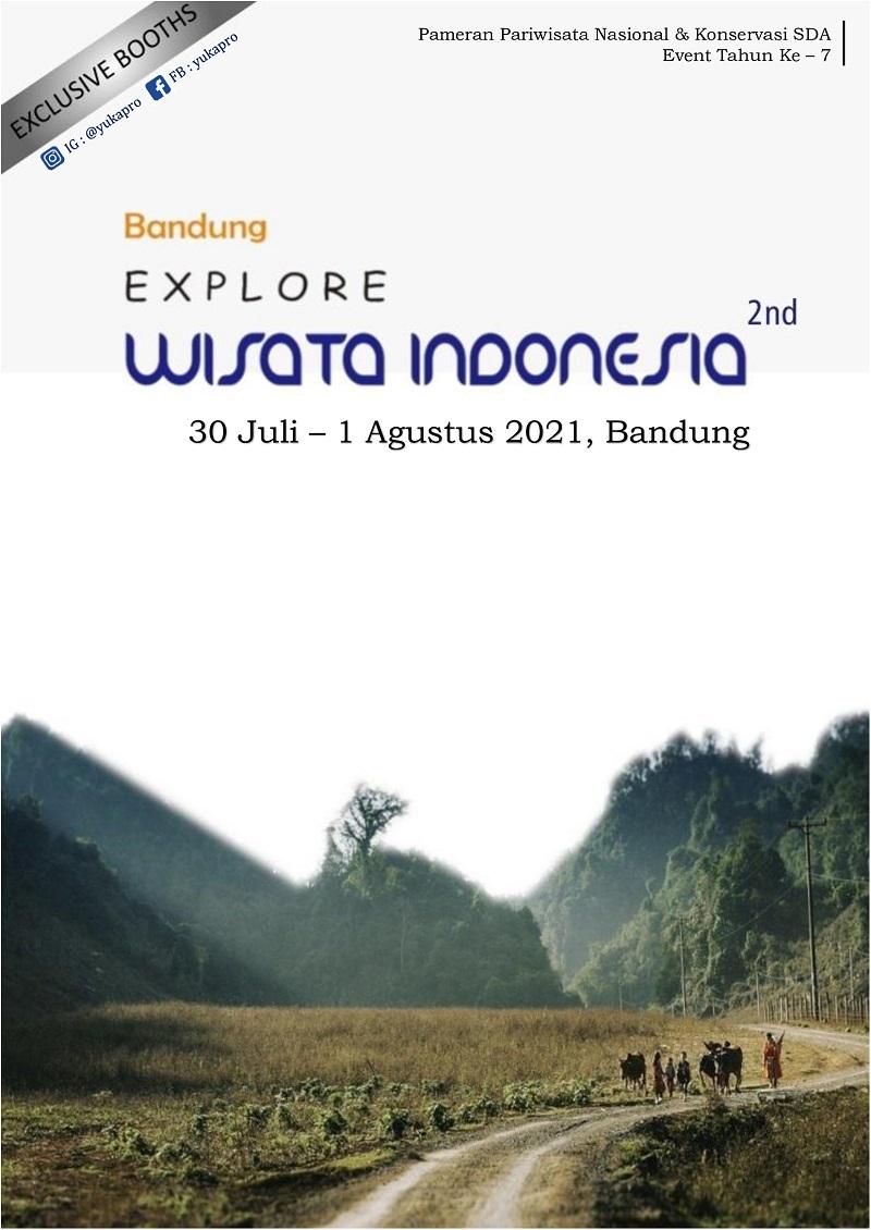 BANDUNG EXPLORE WISATA INDONESIA 2021