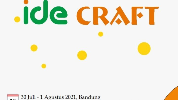 BANDUNG IDE CRAFT 2021