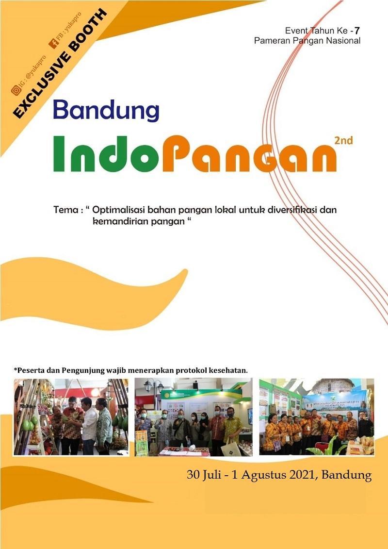 BANDUNG INDO PANGAN 2021