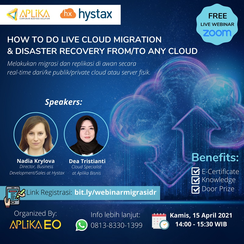 How To Do Live Cloud Migration & Disaster Recovery From/To Any Cloud
