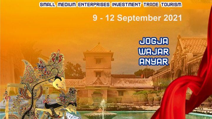 JOGJA SMEITT EXPO 2021 (Pameran Perdagangan, Industri, Pariwisata, UKM, Perikanan dan Pertanian)