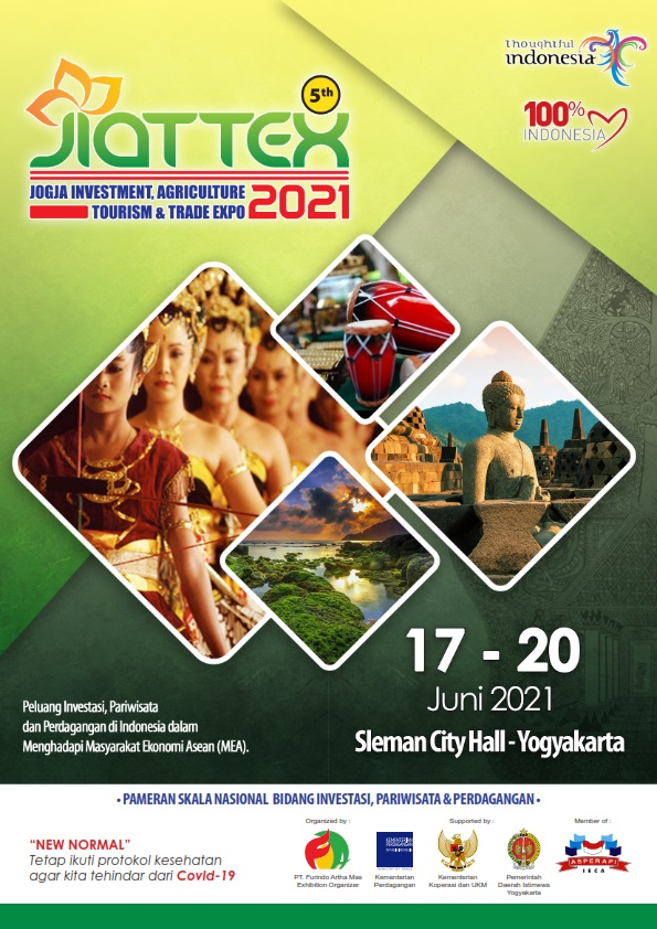 Jogya Investment Agriculture Tourism and Trade Expo 2021 ke-5