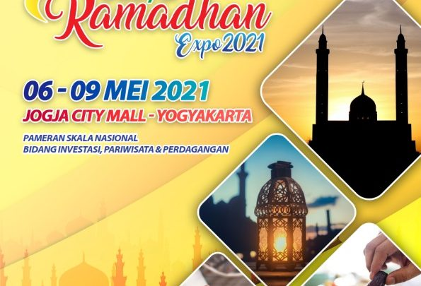 GEBYAR RAMADHAN EXPO 2021 – Yogyakarta