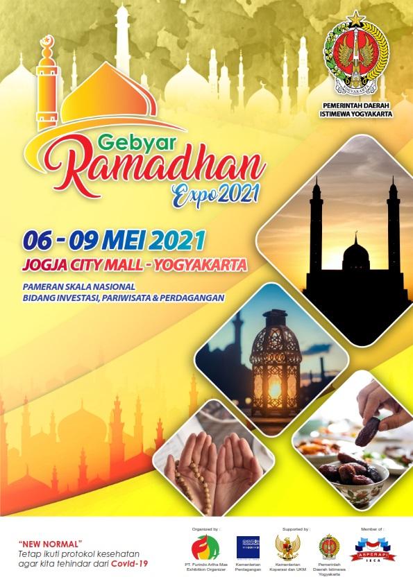 GEBYAR RAMADHAN EXPO 2021 - Yogyakarta