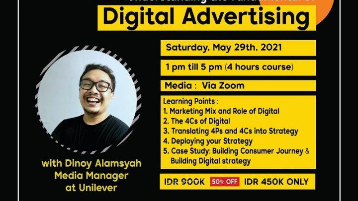 Workshop Digital Advertising Fundamental