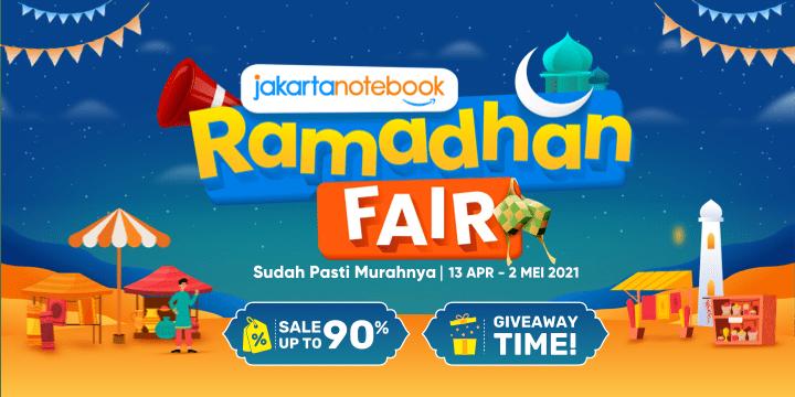 RAMADHAN FAIR 2021 – JakartaNotebook.com