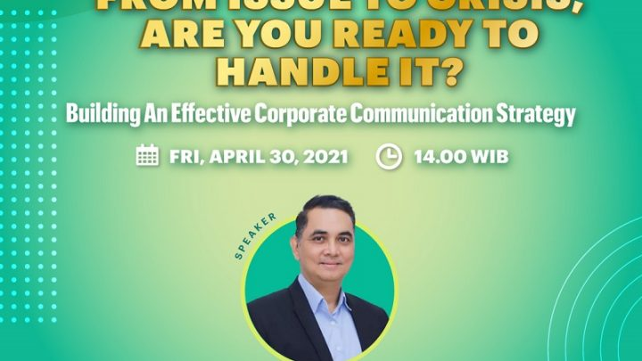 Webinar – From Issue to Crisis, Are You Ready to Handle It?